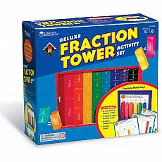 Deluxe Fraction Tower Set