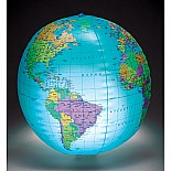 Inflatable Light Up Globe