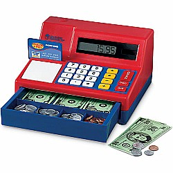 Pretend  Play Calculator Cash Reg