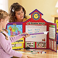 Pretend & Play School Set with Canadian Map