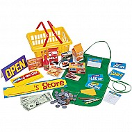 Pretend Play Supermarket Set