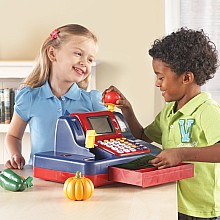 Pretend & Play Teaching Cash Register