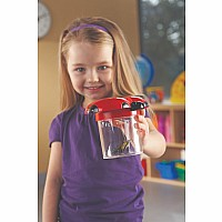 Primary Science Big View Bug Jar (assorted)