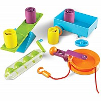 Simple Machines STEM  Activity Set   -  2016 New