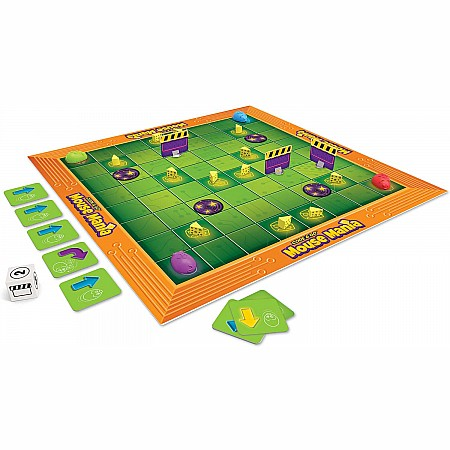 Code & Go Mouse Mania A Learn-to-Code Board Game