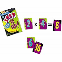 Snap IT Up! Math: Mult. Card Game