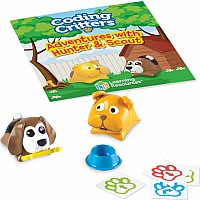 Coding Critters Pair-A-Pets: Hunter & Scout
