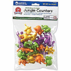 Wild About Animals Jungle Counters Smart Pack