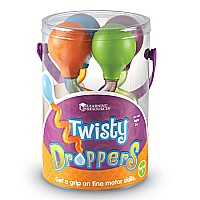 Twisty Droppers (set of 4)