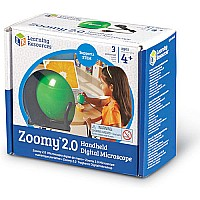Zoomy 2.0 Handheld Digital Microscope