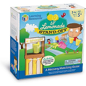 Lil' Lemonade Stand-Off A Memory Matching Game