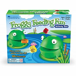 Froggy Feeding Fun