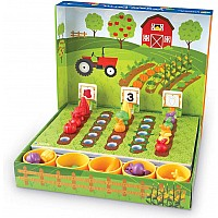 Veggie Farm Sorting Set
