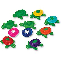 Smart Splash: Shape Shell Turtles