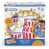 Smart Snacks Count 'em Up Popcorn