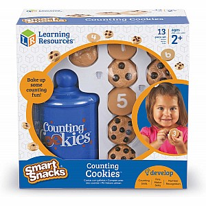 Smart Snacks Counting Cookies