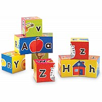 Learning Essentials Alphabet Puzzle Blocks