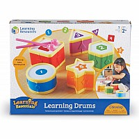 Learning Essentials Learning Drums