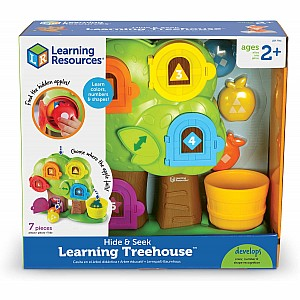 Hide and Seek Learning TreeHouse