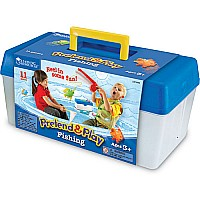 Pretend Play Fishing Set