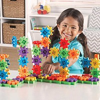 Gears Gears Gears Beginners Building Set