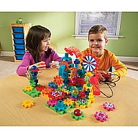 Gears Lights Action Building Set