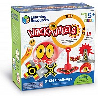 Wacky Wheels Stem Challenge