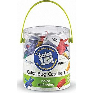 Take 10! Color Bug Catchers