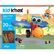 Kid Knex Wings And Wheels