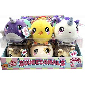 Squeezamals Series2 Assorted