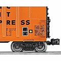 Southern Pacific Fruit Express 57' Mechanical Refrigerator Car ...