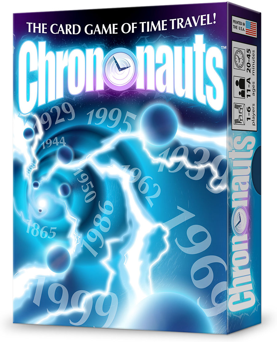 chrononAUts is a fun and educational game for teens and adults