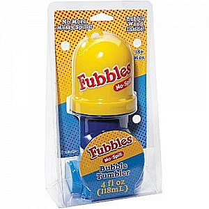 Game/Play Little Kids Fubbles No-Spill Bubble Tumbler Kid/Child