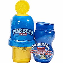 Little Kids Fubbles No-Spill Bubble Tumbler Mini  2 Fl.  Oz.