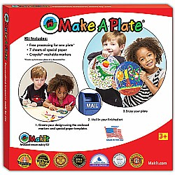 Makit Make A Plate Art Kit