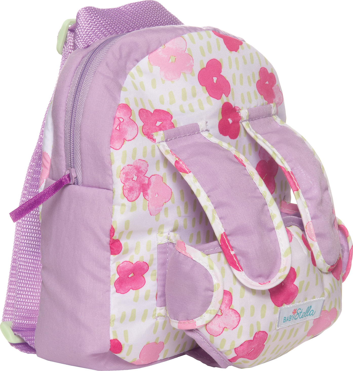 Backpack Carrier Baby Stella Toy Sense