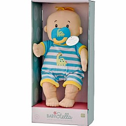 Baby Stella Boy Doll