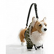 Corgi Milo, the Item Tea Pup Purse