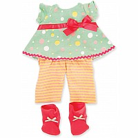 Baby Stella Pretty Party Outfit