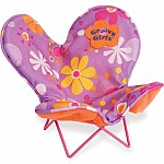 Groovy Girls Be Relaxed Butterfly Chair