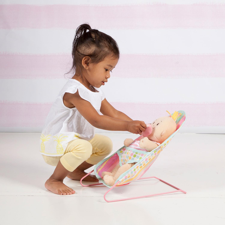 aa077ca1e Baby Stella Bouncy Chair - Rainbow Toys