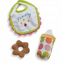Wee Baby Stella Feeding Set