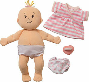 Baby Stella Peach Doll Kiddlestix Toys