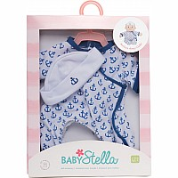 Baby Stella Anchors Away