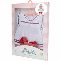 Baby Stella Liberty Dress and Sandals