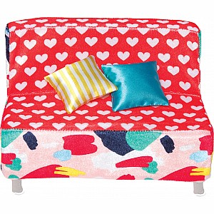 Groovy Girls Heart to Heart Sofa