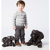 Luxe Liam Elephant Small