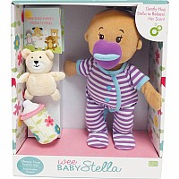 Wee Baby Stella Beige Sleep Time Scents Set