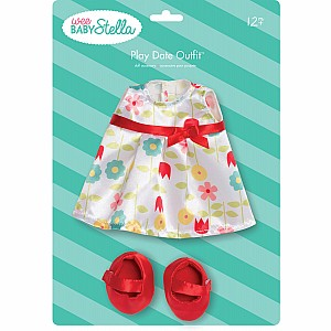 Wee Baby Stella Play Date Outfit