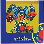 Whoozit Activity Spiral